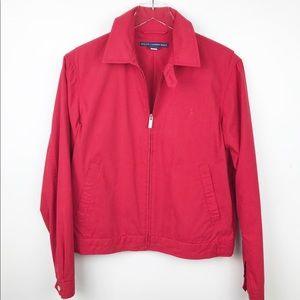 Ralph Lauren Golf - Red Jacket